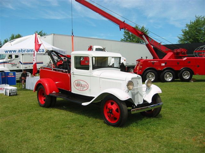 Antique Ford Tow Truck Upcomingcarshq Com