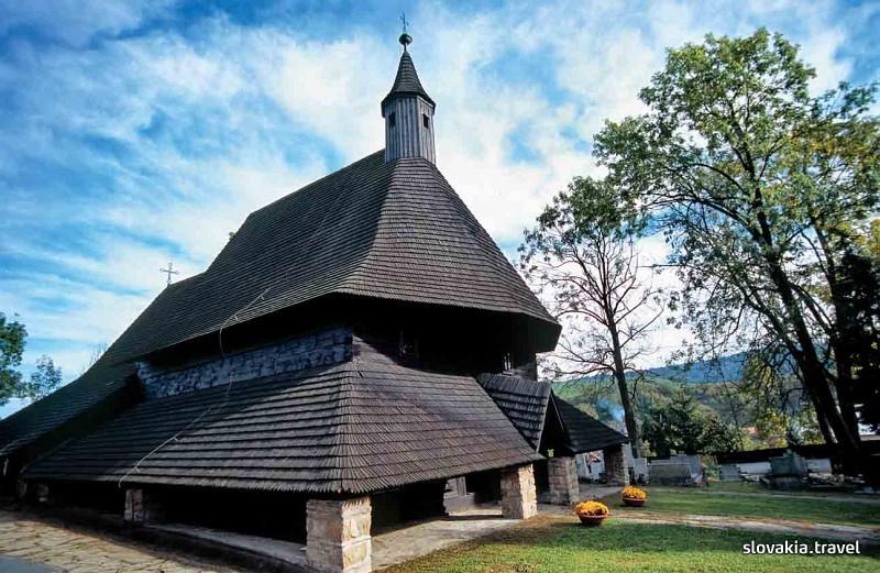Image Wooden Church D Tvrdosin Jpg
