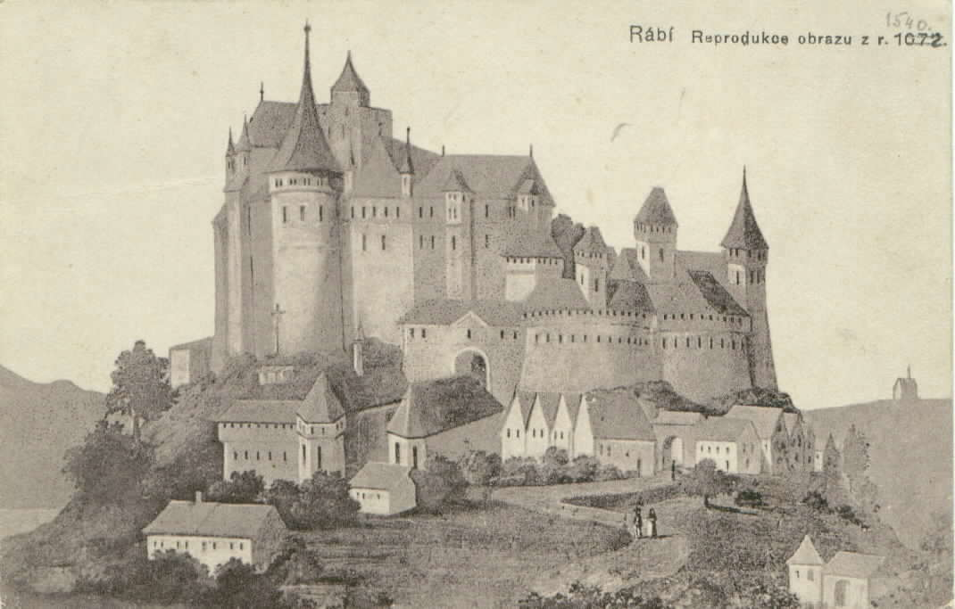 Medieval castles pictures sketches