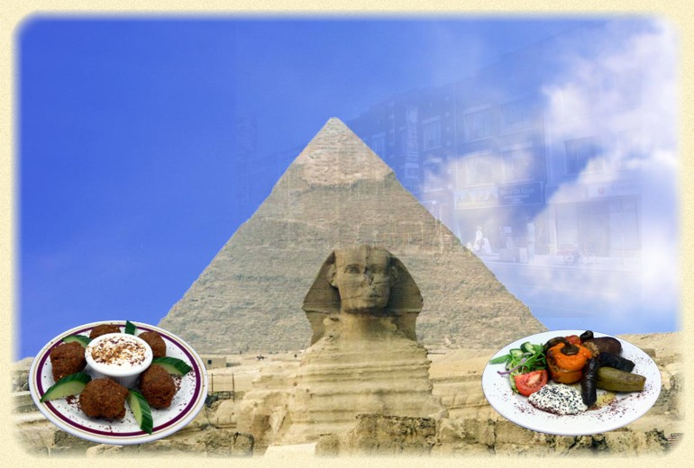 Food in Egypt - Egyptian Food, Egyptian Cuisine